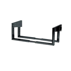Bawer Tool Box Mounting Bracket - Black Powder-Coated