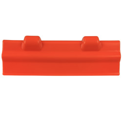 Orange Plastic Corner Protector For 4 Inch Strap