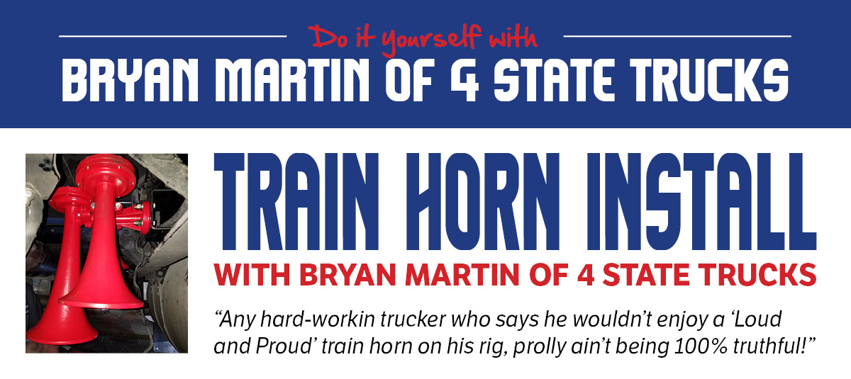 Click to Read More on Train Horn How-To