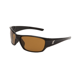 Velocity Premium Sunglasses Black/Copper Lenses