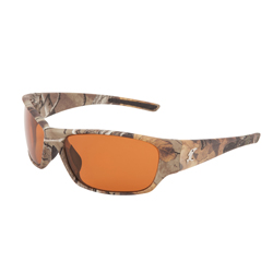 Velocity Premium Sunglasses Realtree Xtra/Copper Lenses