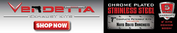 Shop All Vendetta Exhaust