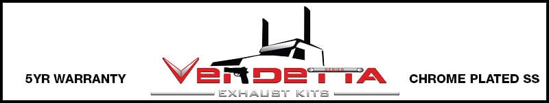 Shop All Vendetta Exhaust Kits