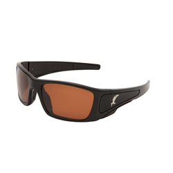 Vengeance Premium Sunglasses Black/Copper Lenses