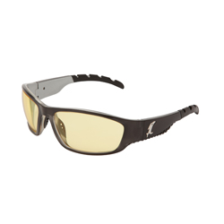 Venom Premium Sunglasses Smoke Grey/Yellow Lenses
