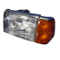 Headlight Assembly With Turn Signal Fits Volvo WIA