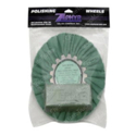 Zephyr Hall Green Airway Light Cutting Wheel w/ Green Rouge Bar