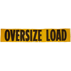 Oversize Load Items