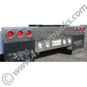 Semi Truck Rear Bumpers & Light Bars