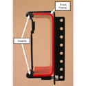 Chassis Grabber Frame Mounting System - No Drilling Needed