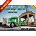 Chrome Shop Mafia 2014 Truck Calendar 8-1/2in x 11in