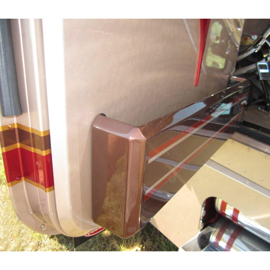 Custom Peterbilt Door Panels With Pocket 4 State Trucks