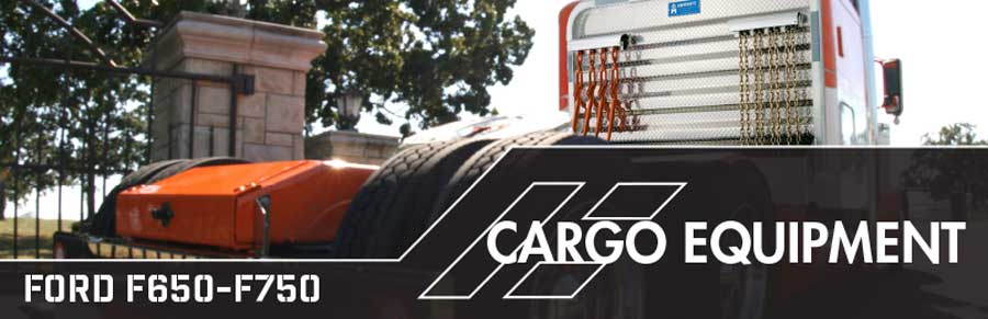 Ford F650-F750 Cargo Equipment