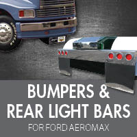 Bumpers for Ford Aeromax