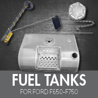Fuel Tanks for Ford F650-F750