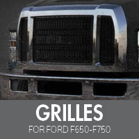 Grilles for Ford F650-F750