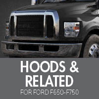 Hoods & Related for Ford F650-F750