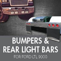 Bumpers for Ford LTL 9000