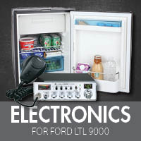 Electronics for Ford LTL 9000