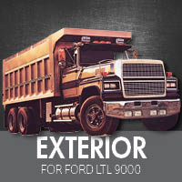 Exterior Parts for Ford LTL 9000