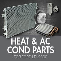 Heat & Air Conditioner Parts for Ford LTL 9000