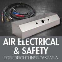 Freightliner Cascadia Safety, Air & Electrical Parts