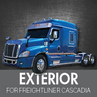 Exterior Parts for Freightliner Cascadia