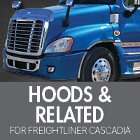 Hoods & Related for Freightliner Cascadia
