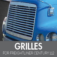 Grilles for Freightliner Century 112