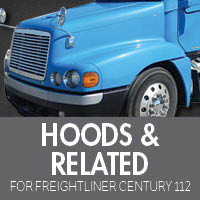 Hoods & Related for Freightliner Century 112