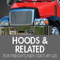 Hoods & Related for Freightliner Century 120