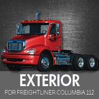 Exterior Parts for Freightliner Columbia 112