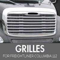 Freightliner Columbia 112 Grilles