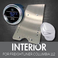 Interior Parts for Freightliner Columbia 112