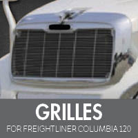 Freightliner Columbia 120 Grilles