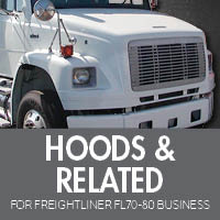 Hoods & Related for Freightliner FL70-80 Business Class