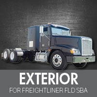 Exterior Parts for Freightliner FLD Set Back Axle