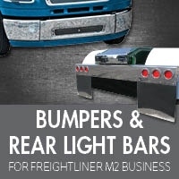 Freightliner M2 Business Class Bumpers