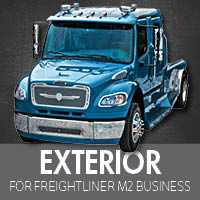 Freightliner M2 Business Class Exterior Parts