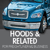 Freightliner M2 Business Class Hoods & Related
