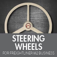 Steering Wheels for Freightliner M2 Business Class