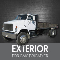 Exterior Parts for GMC Brigadier