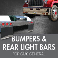 Bumpers for GMC General