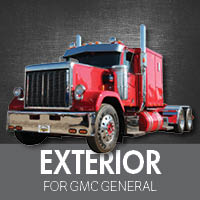 Exterior Parts for GMC General