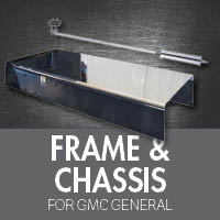 Frame & Chassis for GMC General