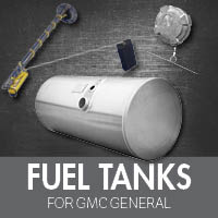Fuel Tanks for GMC General