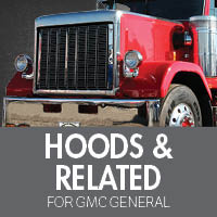 Hoods & Related for GMC General