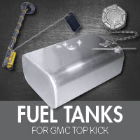 Fuel Tanks for GMC Top Kick