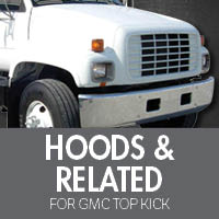 Hoods & Related for GMC Top Kick