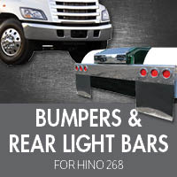 Hino 268 Bumpers